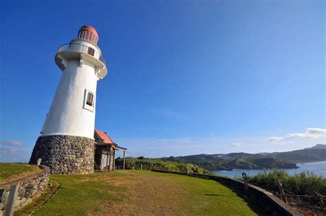 basco lighthouse   uwa lens  structure