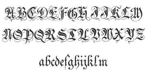 40+ Free Cool Cursive Tattoo Fonts 2017