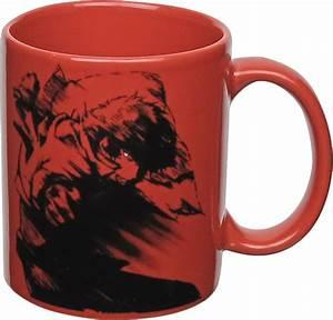 Spiegel On Line : cowboy bebop spike spiegel sketch red mug ~ Buech-reservation.com Haus und Dekorationen
