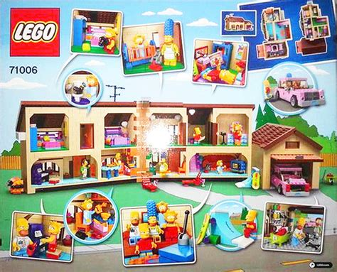 71006 The Simpsons House [news]