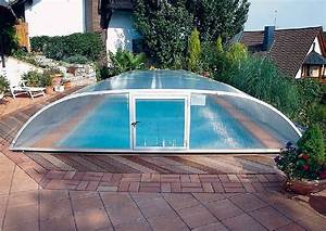 Pool Mit überdachung : schwimmbecken berdachung pool schwimmbad schwimmbecken ~ Michelbontemps.com Haus und Dekorationen