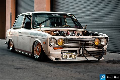 Datsun 510 Performance by Pasmag Performance Auto And Sound Twisted A