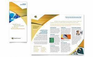 3 column brochure template csoforuminfo With 3 column brochure template