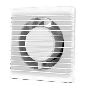 Low Energy Silent Bathroom Extractor Fan Timer