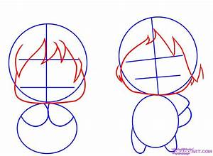 How to draw chibi couples step by step chibis draw chibi anime