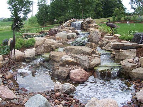 backyard waterfall designs best 20 backyard waterfalls x12a 1444