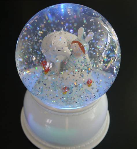 children s snowglobe light by crafts4kids