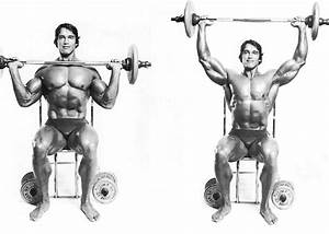 Shoulder exercises are needed to develop fantastic deltoids and trapezius