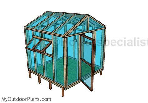 greenhouse plans myoutdoorplans  woodworking