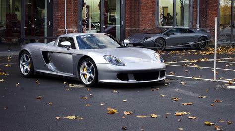 Porsche Carrera Gt, Car Wallpapers Hd / Desktop And Mobile