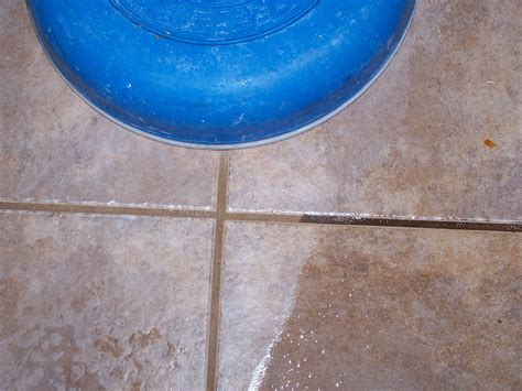 tile how to clean floor grout between tiles how to clean