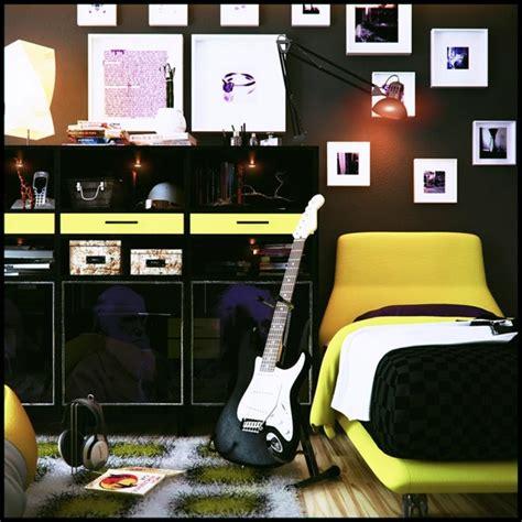 bureau ado gar輟n chambre ado design 35 idées que vos ados adorent