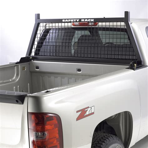 truck back rack back rack safety rack mobile living truck and suv