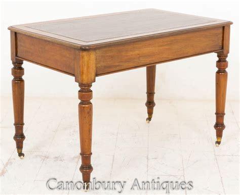 tables bureau writing table desk mahogany tables bureau