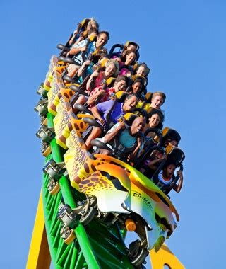 Busch Gardens Application - world s most visited theme parks travel leisure