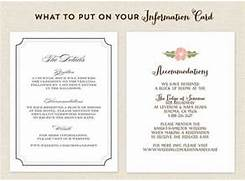 Best 25 Accommodations Card Ideas On Pinterest Save The Date Ideas For Destination Weddings Weddings Details That Every Wedding Invitation MUST Include 11 Creative Ways To Include Your Photos In Your Wedding