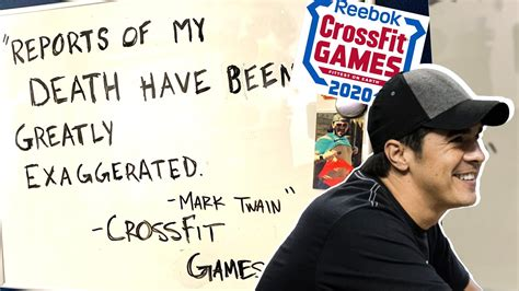 The crossfit games 2020 live are again here and the fun is just beginning. 2020 CrossFit Games Will PROBABLY DEFINITELY Happen - YouTube