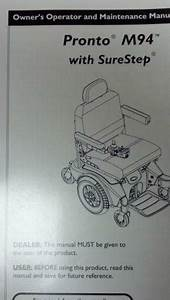Pronto Sure Step  Mobility Equipment