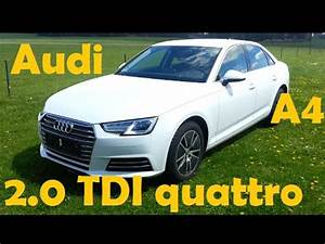 Audi A4 B9 Nachrüsten : audi a4 b9 limousine 2016 2 0 tdi quattro white walk ~ Jslefanu.com Haus und Dekorationen