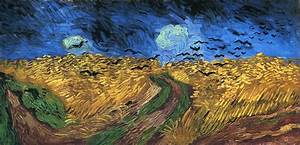 Wheatfield With Crows Vincent Van Gogh Wikiartorg