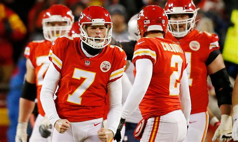 chiefs players   game  afc championship  patriots