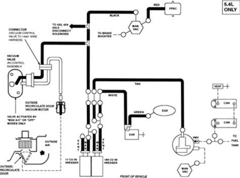 Solved Need Find Vacuum Line Diagram For