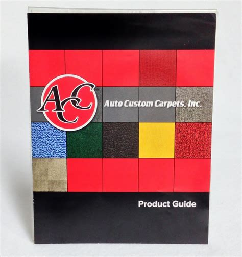 acc auto custom carpets specialty automotive materials