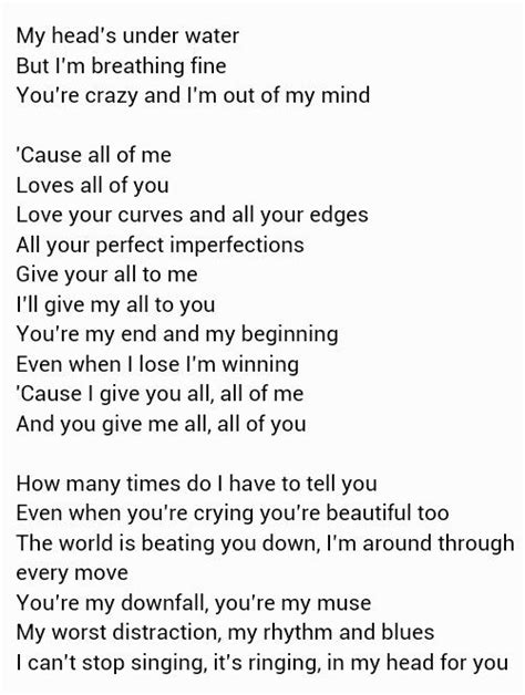 Testo Best Of Me 74 Best Meaningful Song Lyrics Images On