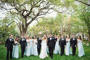 An Outdoor Wedding At Forsyth Park In Savannah GA The