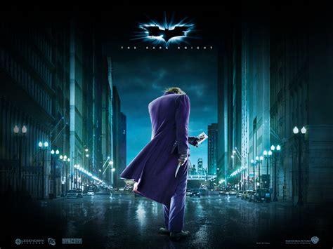 Joker In The Dark Knight Wallpapers Wallpapers Hd