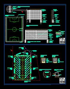 Synthetic Grass Tennis Dwg Block For Autocad  U2022 Designs Cad
