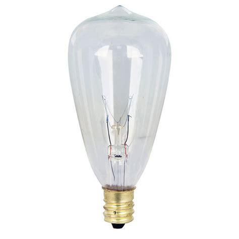feit electric vintage style 7 watt original incandescent