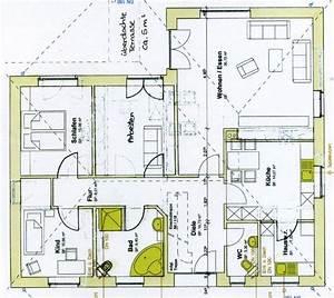 Grundrisse Für Bungalows 4 Zimmer : grundriss bungalow 4 zimmer ~ Sanjose-hotels-ca.com Haus und Dekorationen