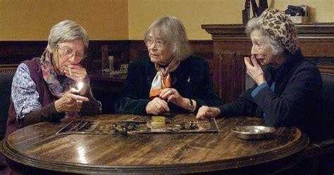 gangsta grannies smoke cannabis  listen  grime