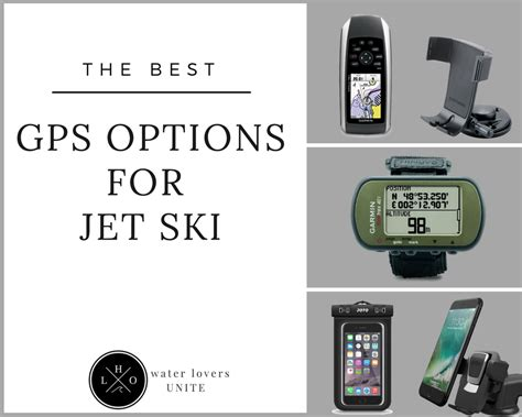 Best Boat Gps Reviews by The 5 Best Gps For Jet Ski 2017 Reviews Deals