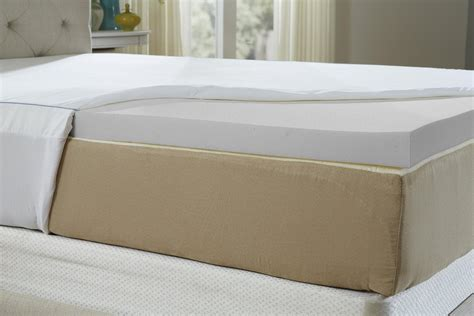 memory foam mattress topper 8 best memory foam mattress toppers to boost your sleep