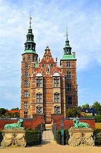 Rosenborg Castle Copenhagen Denmark Digital Art by Eva Kaufman