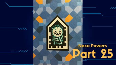 Lego Nexo Knights Aging Anti Life