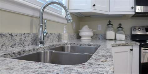 kitchen counter with sink kitchen remodel ashen white granite countertop with 4302