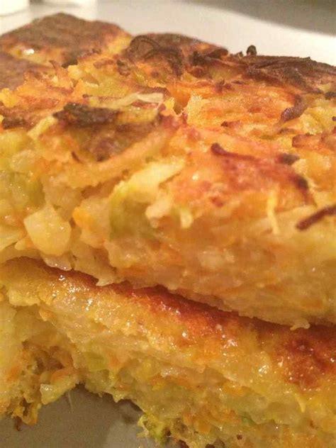 poire de terre cuisine gâteau de pomme de terre et légumes cuisine