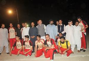 Cricket tournament kicks off in tank fata kp news