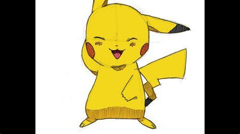 ピカチュウ(pikachu, Pokémon)