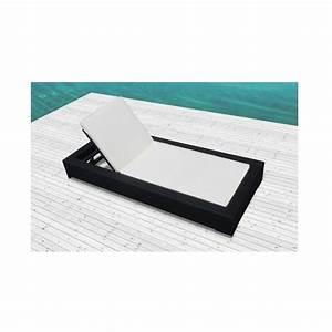 Bain De Soleil Noir : sunshine bain de soleil en r sine tress e noir achat ~ Edinachiropracticcenter.com Idées de Décoration