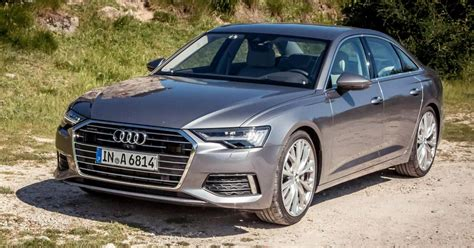 2019 audi a6 news 2019 audi a6 starts at 58 900 will be v6 only for now