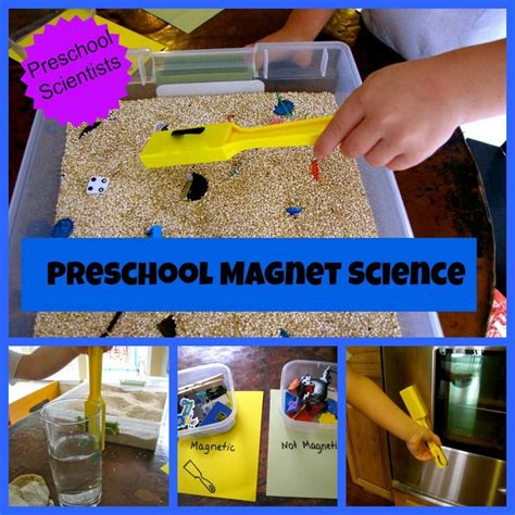 43 best science magnets preschool images on 729 | ff86a436725ca537ac5239c26f3df9d1 science center preschool science ideas