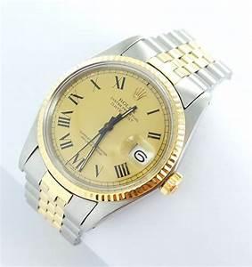 Uhr Rolex Herren : rolex datejust herren uhr mit stahl gold top ~ Kayakingforconservation.com Haus und Dekorationen