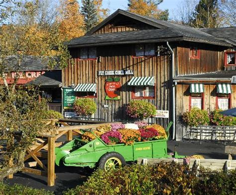 fly creek cider mill orchard