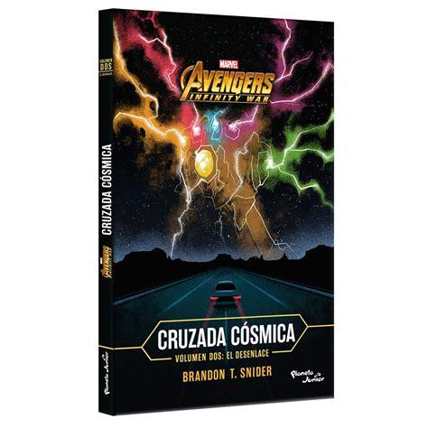 avengers infinity war cruzada cosmica vol