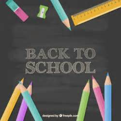 Free Welcome Back to School Background