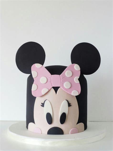 beste ideeen  minnie mouse taart op pinterest